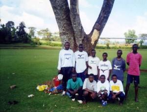 Samuel_Wanjiru_in_blue_Mizuno_tshirt