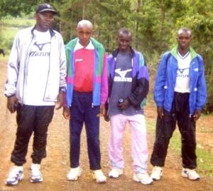 Samuel_Wanjiru_second_from_right
